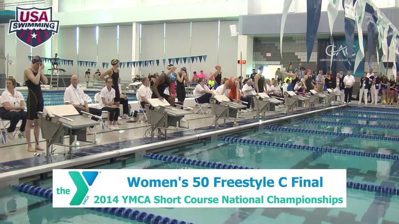 W 50 Freestyle - C Final