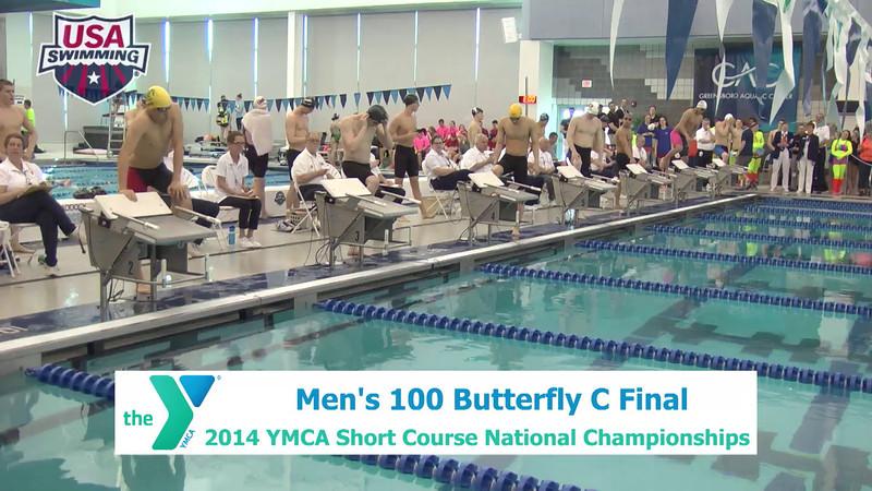M 100 Butterfly - A Final
