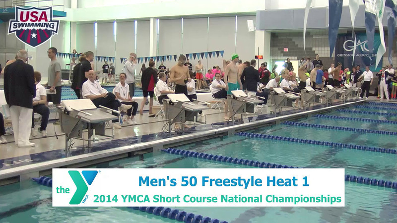M 50 Freestyle - A Final