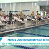 M 200 Breaststroke - B Final