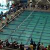 W 200 Backstroke Heat 17