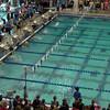W 200 Backstroke Heat 8