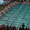W 100 Backstroke Heat 20