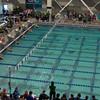 W 100 Backstroke Heat 22