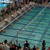 W 100 Backstroke Heat 9