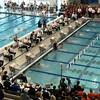 W 100 Backstroke B Finals