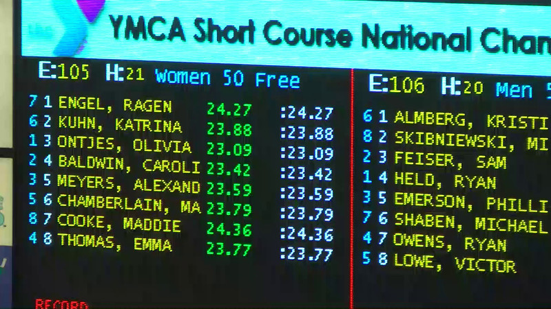 W 50 Freestyle Heat 21