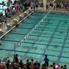 W 200 Backstroke Heat 9
