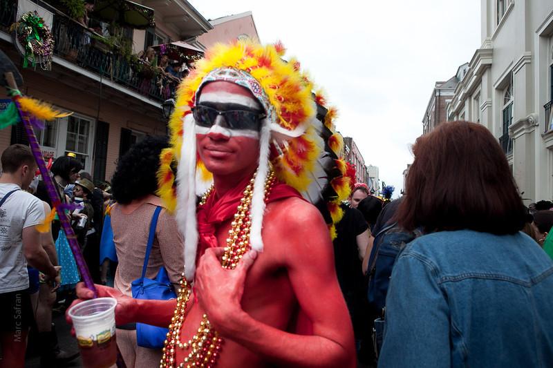 Mardi Gras  - New Orleans