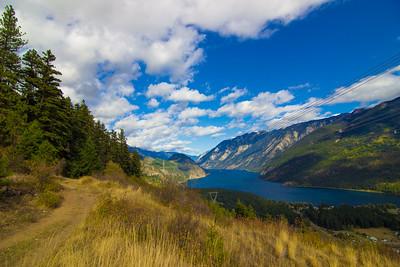 Lake in BC