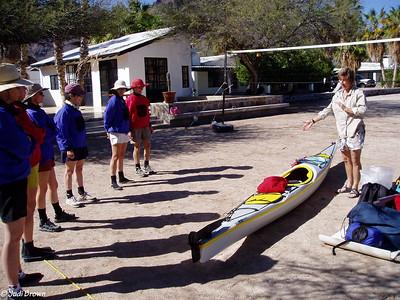 Baja Kayaking 2005