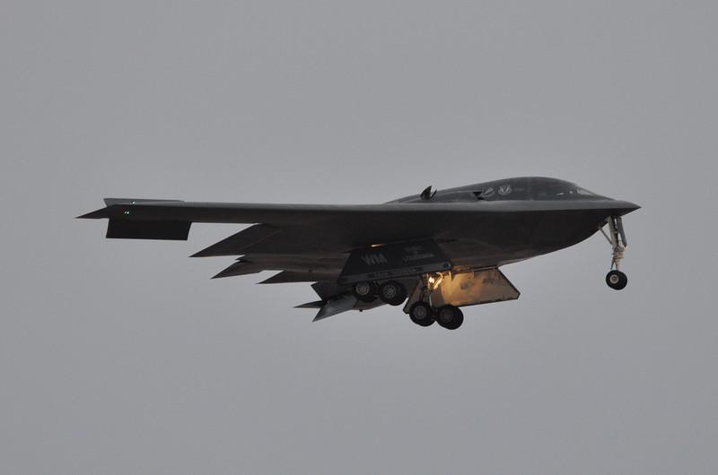 "93-1088<br /> ""Spirit of Louisiana""<br /> B-2A-30<br /> c/n 1021/AV-21<br /> <br /> 1/28/15 LSV"