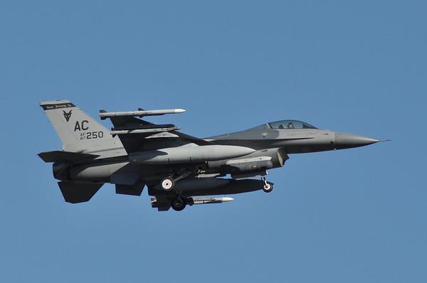 87-0250 F-16C Block 30F 119th FS c/n 5C-511  10/5/14 ADW