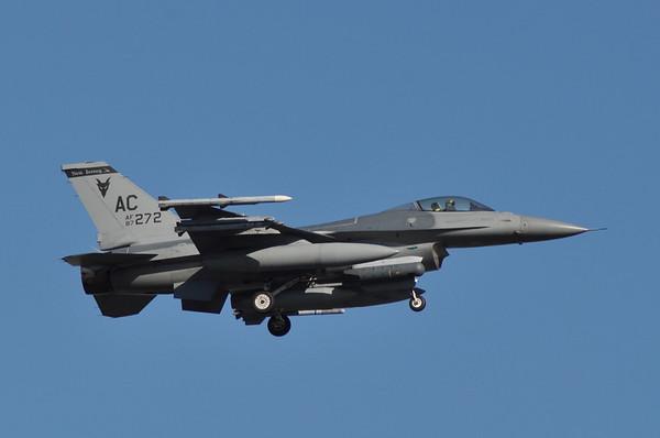87-0272 F-16C Block 30H 119th FS c/n 5C-533  10/5/14 ADW