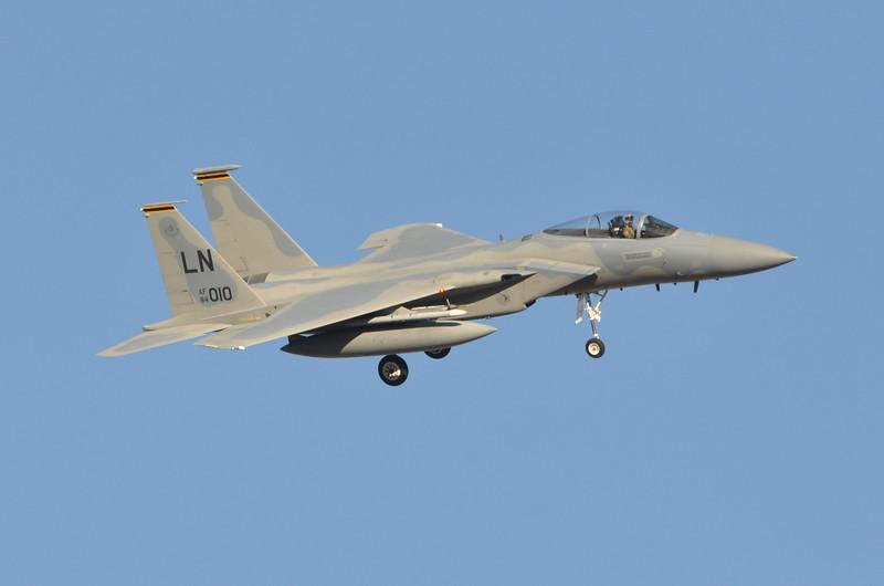 84-0010<br /> F-15C-37-MC<br /> 493rd FS<br /> c/n 0919/C313<br /> <br /> Red Flag 15-1