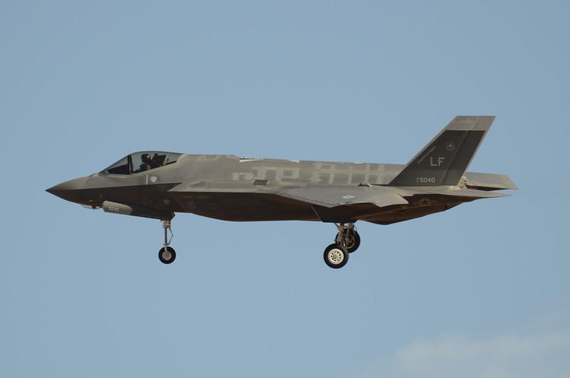 11-5040<br /> F-35A-2B<br /> 61st FS<br /> AF-51