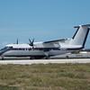 97-0486 / N349PH<br /> E-9 / DHC-8-202<br /> c/n 486<br /> <br /> Operated by 27th SOW, Cannon AFB NM<br /> <br /> ex Horizon Air.