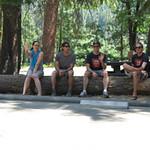 2010 Camping Retreat