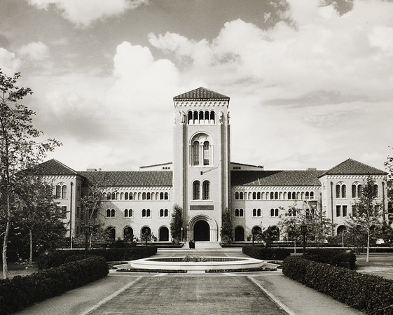 Bovard Administration Building, University of Southern California, ca. 1930