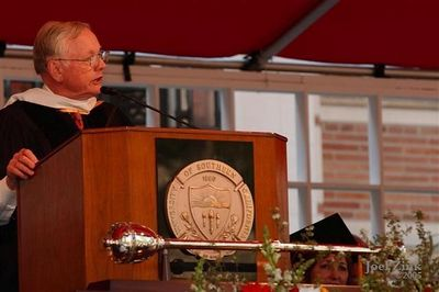 Neil A. Armstrong, Doctor of Humane Letters