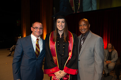 USC Athletics Graduation 2019