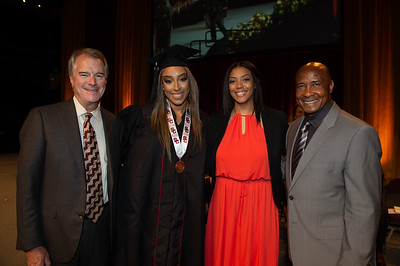USC Athletics Graduation 2019