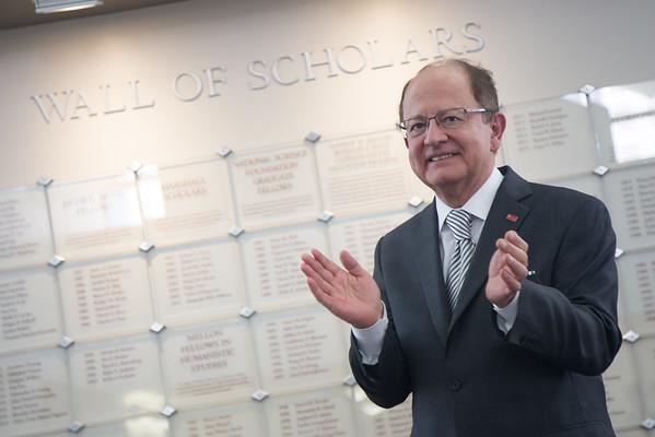 2016 Wall of Scholars Award Ceremony