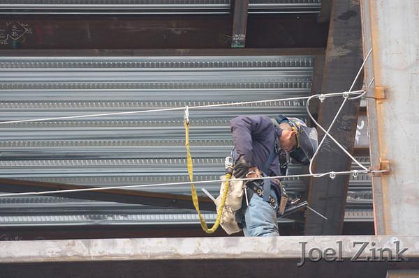 Engemann Student Health Center Construction