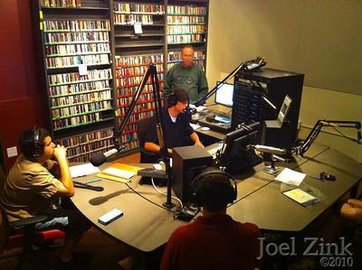 8/30/2010 - test sports broadcast