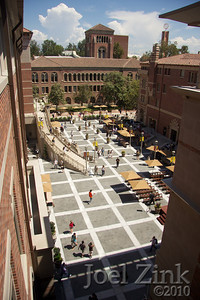 8/26/2010 - The International Plaza cleared for the Grand Opening festivities