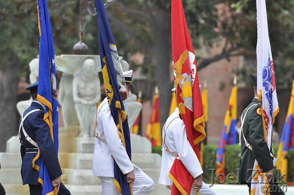 2010 USC Presidential Inauguration