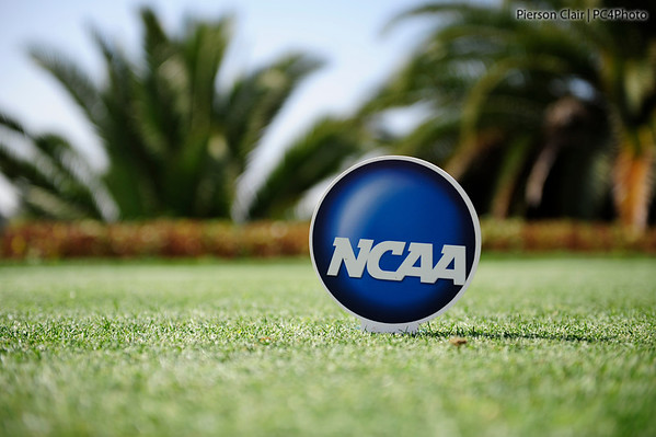 NAMEUNIV hole during round 3 of the 2012 NCAA Men's Golf National Championship held at Riviera Country Club in Los Angeles and hosted by the University of Southern California on May 31, 2012.  (AP Photo/Pierson Clair)