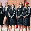 USC Women's Water Polo Seniors - 2010