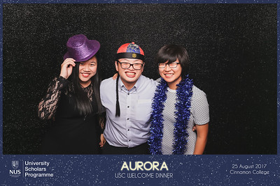 USC Welcome Dinner 2017 | © www.SRSLYPhotobooth.sg