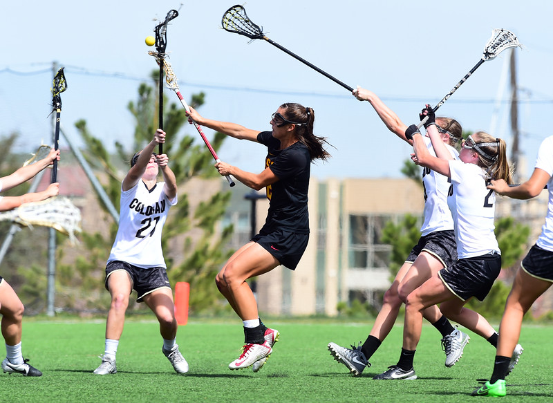 Colorado USC Lacrosse
