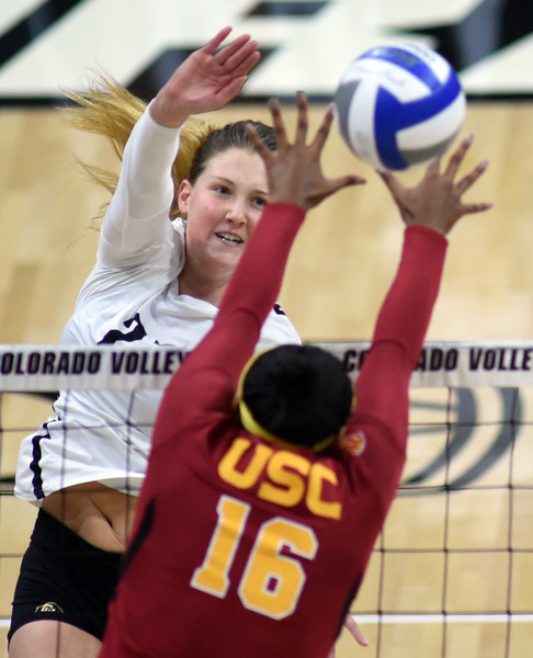 Colorado USC Volleyball