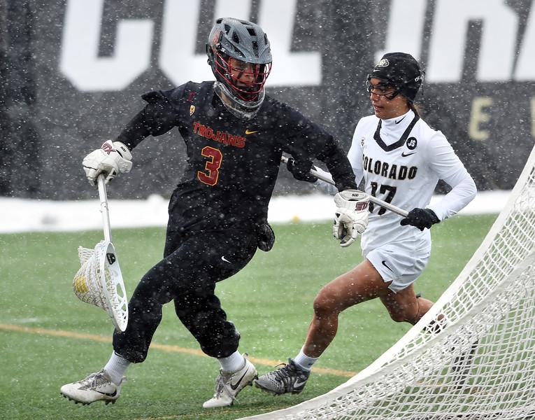 Colorado USC Pac-12 Lacrosse