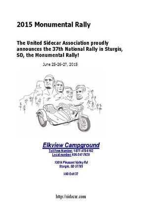 Monumental Rally