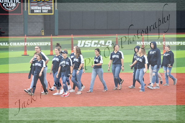 2018 USCAA SOFTBALL PSU BEAVER VS WRIGHT