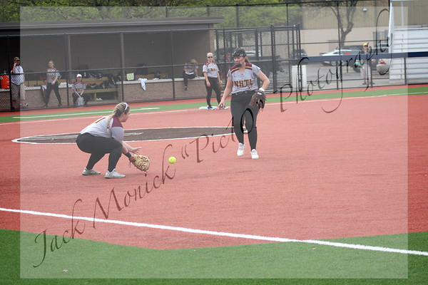 2018 USCAA Softball Carlow vs Maine