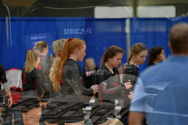 2019 USCAA Thursday Volleyball Pool Play
