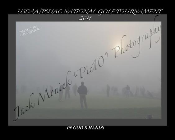 2011 USCAA/PSUAC GOLF CHAMPIONSHIPS