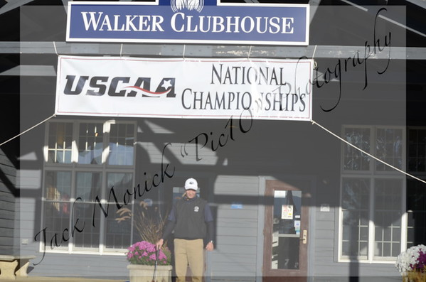 2013 USCAA/PSUAC GOLF CHAMPIONSHIPS