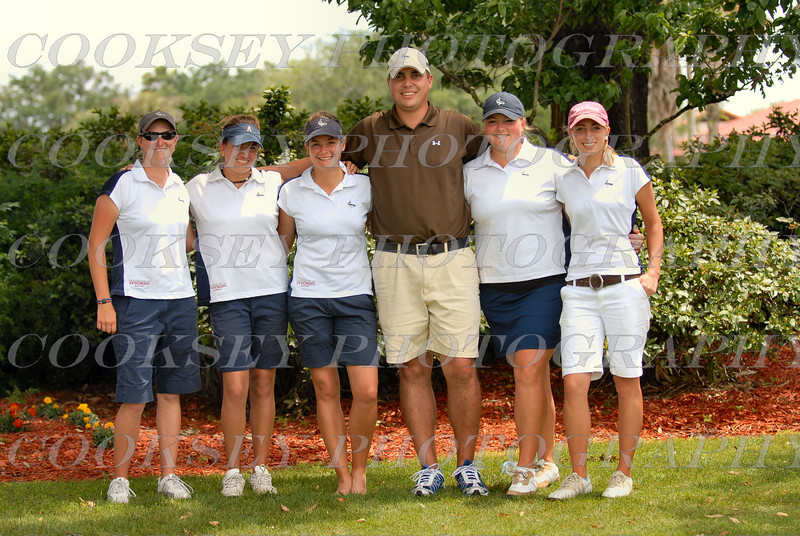 USCB Womens Golf 2009
