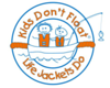 Kids Don't Float Logo/Alaska