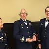 M. Albert, K.Wellington, LT Sasha LaRiviere (CGC Blue Shark)