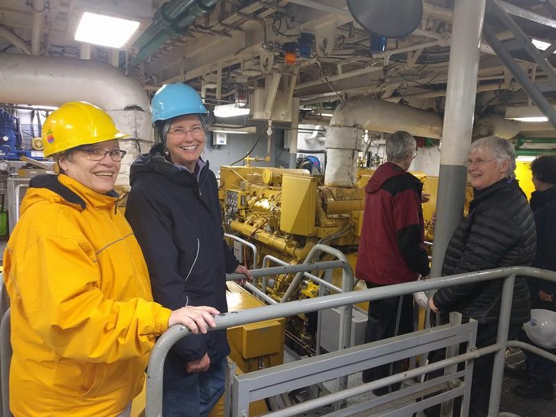 Hi'ialakai tour_Fairhaven Shipyard_FEB 2017