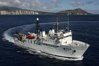 NOAA Ship Hi'ialakai