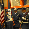 District 13 Auxiliary Honor Guard presents colors