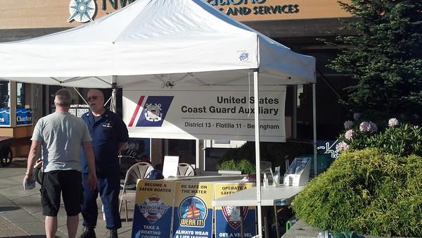 USCG Auxiliary 2013